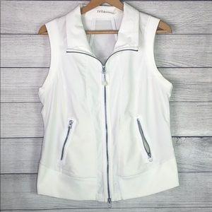 Zella - 'Move' Zip-up Active Vest - Large